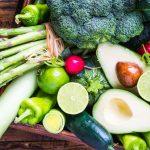 keto povrće
