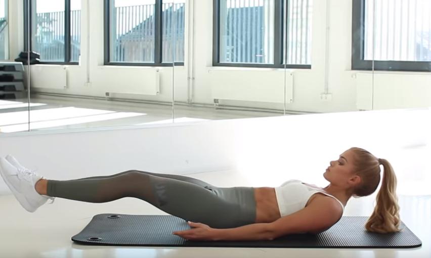 vežbe za stomak