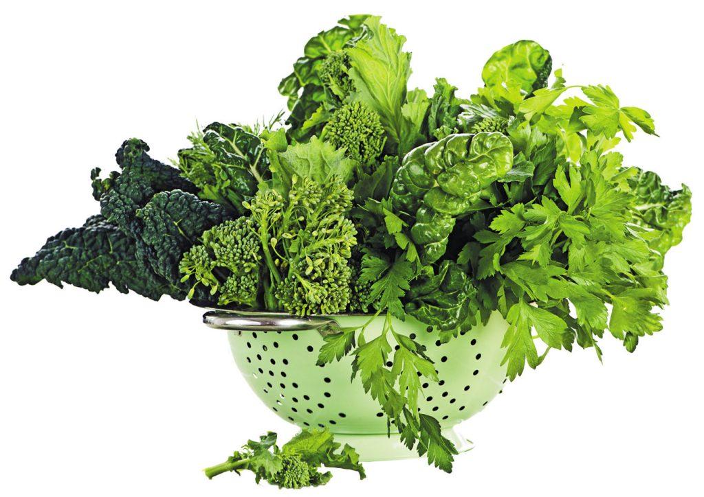 zeleniš za mršavljenje