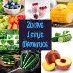 Zdrave letnje namirnice