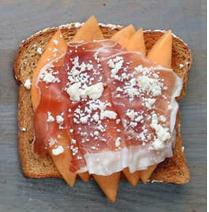 tost za doručak