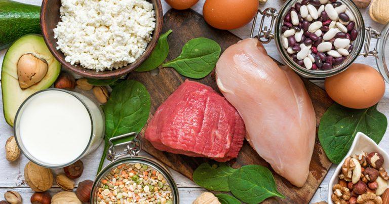 proteini iz mesa
