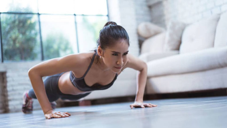 HIIT vežbe kod kuće