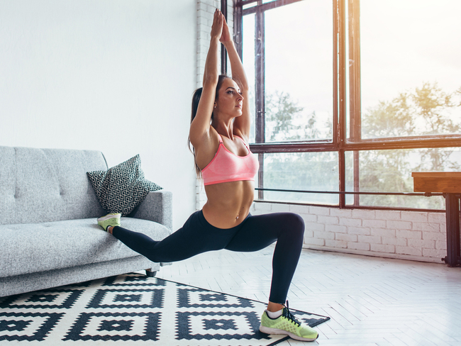redovno vežbanje